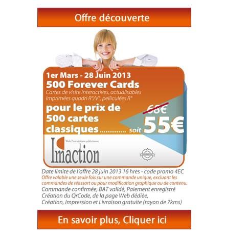 Rendez Vos Cartes De Visite Plus Vivantes Interactives