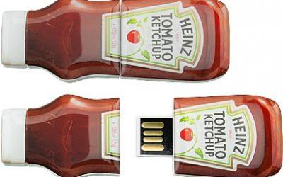 Votre logo transformé en clé USB