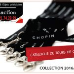 Imaction catalogue tour cou collection 2017