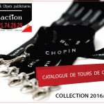 Catalogue tours de cou  collection 2016/2017