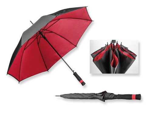 parapluie automatique polyester double