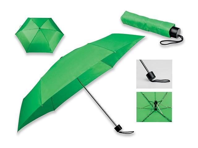 Parapluie pliable ouverture manuelle