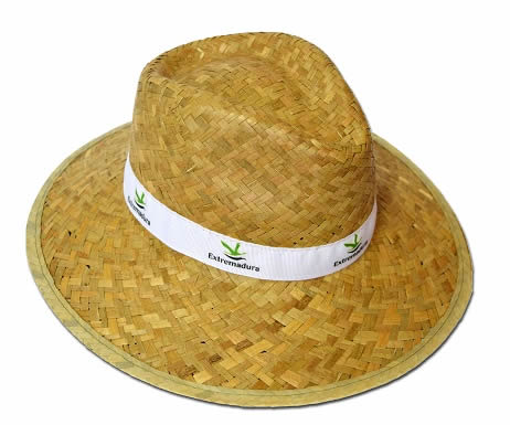 Chapeau paille gamme Indiana
