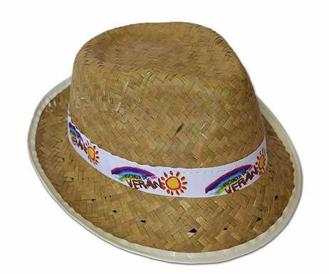 chapeau de paille pour enfant