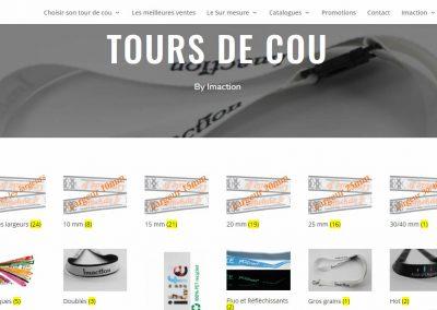 Nouveau site Tour de cou 2019