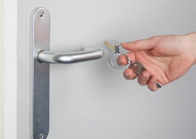 Porte-clés Dumbo Votre atout sécurité