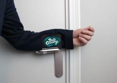 Flipper pour ouvrir les portes en toute sécurité