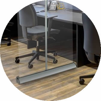 Socle roll-up barrière Excellence