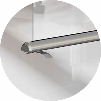 Socle roll-up barrière Basic