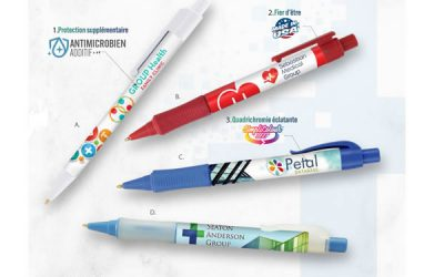 Nouvelle collection Full Color stylos 360°