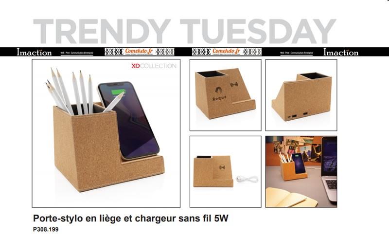 Trendy Tuesday : Hi-tech sur le bureau