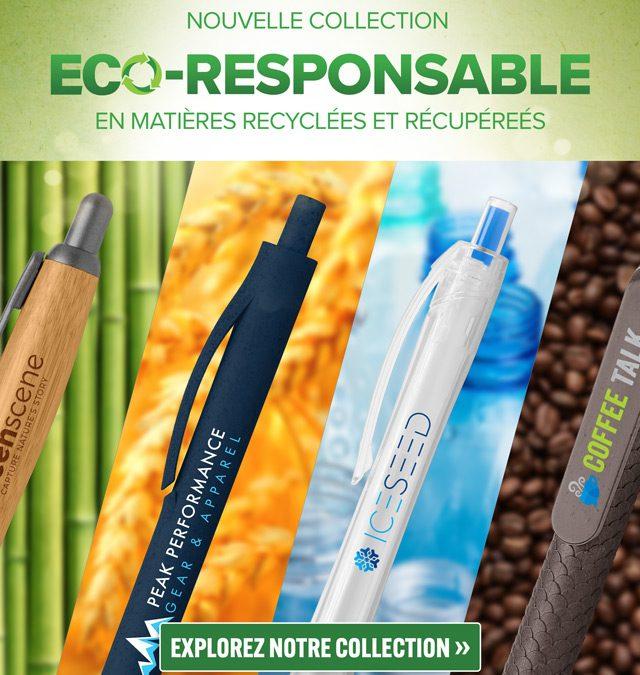 Ecriture Eco-responsable